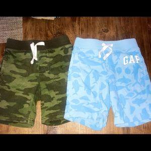 Toddler boy gap shorts 4t